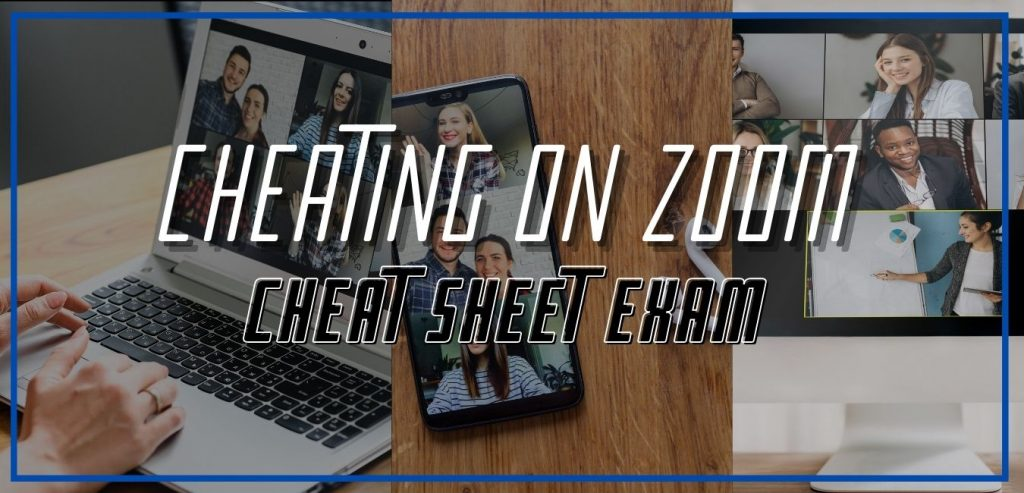 Exams Cheating Tricks On Zoom