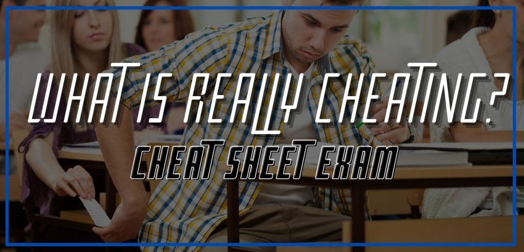 What is Considering Cheating in School
